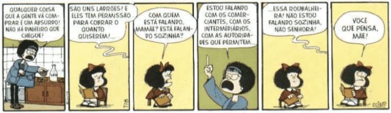 Histórias da Mafalda