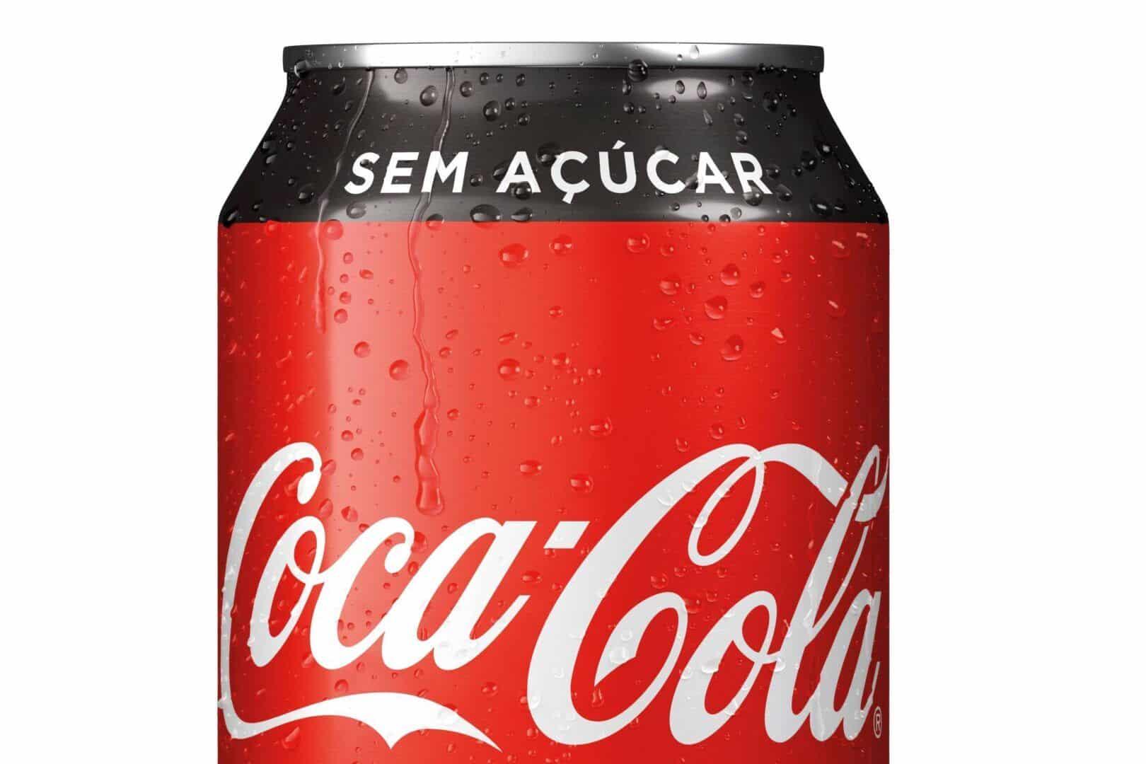 Coca Zero é saudável? Ou o refrigerante zero açúcar faz mal?
