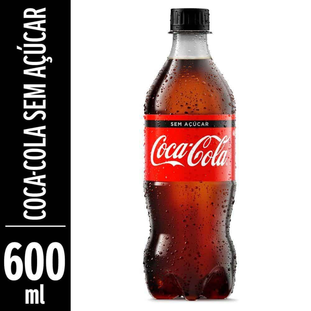 Refrigerante sem açúcar