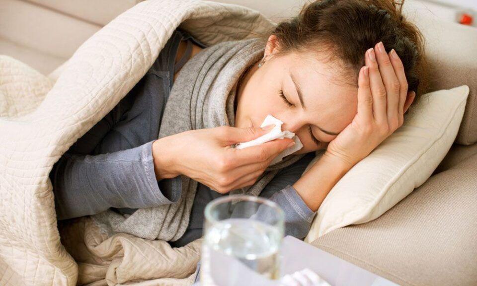 Como melhorar a gripe – 10 dicas para ajudar a aliviar os sintomas