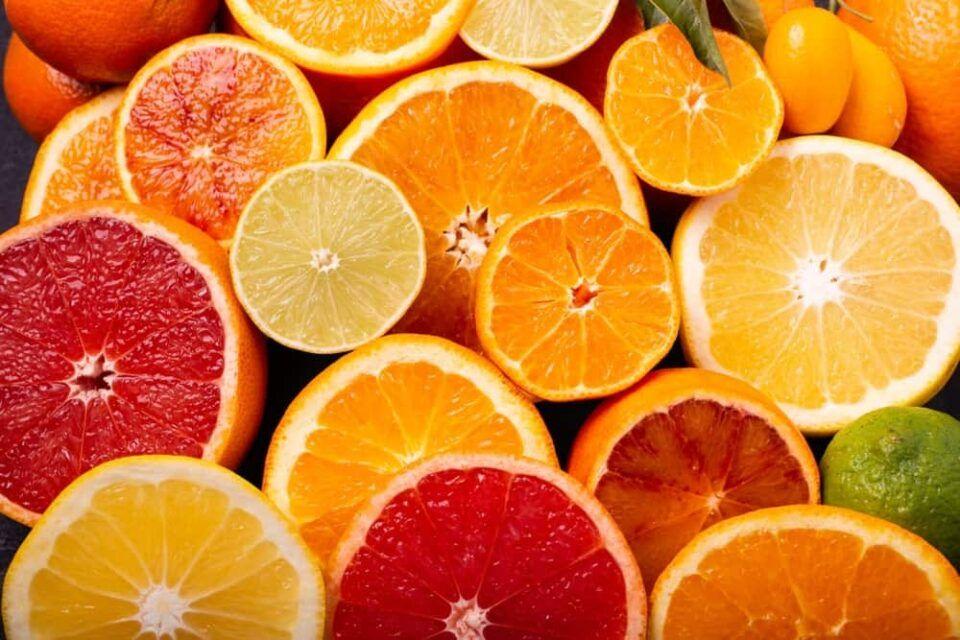 Frutas cítricas – Principais benefícios e variações mais populares