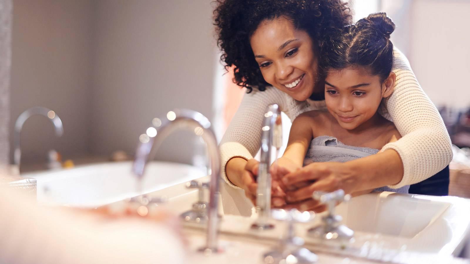 Lavar as mãos - como e quando fazer para se manter livre de germes