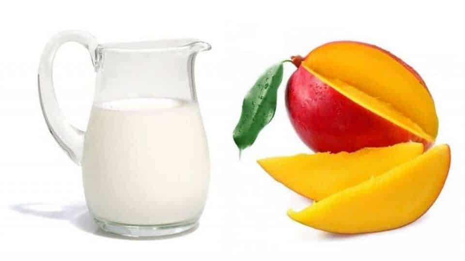 Manga com leite faz mal? A verdade sobre essa expressão