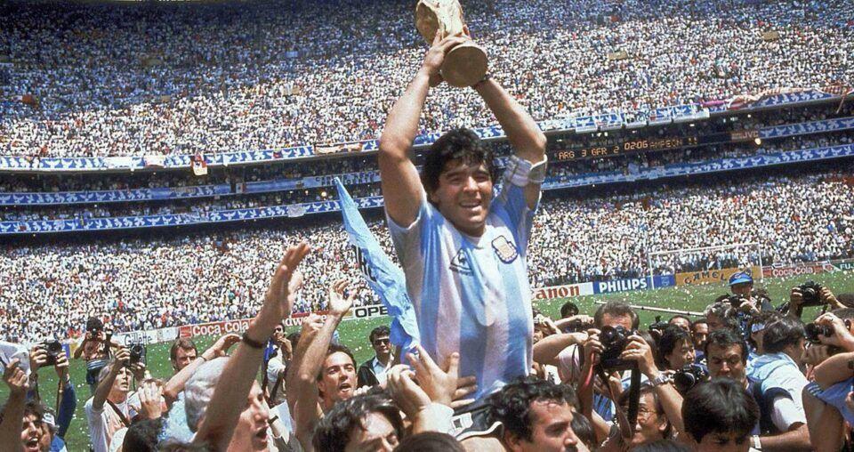 Maradona – Origem e história do ídolo do futebol argentino
