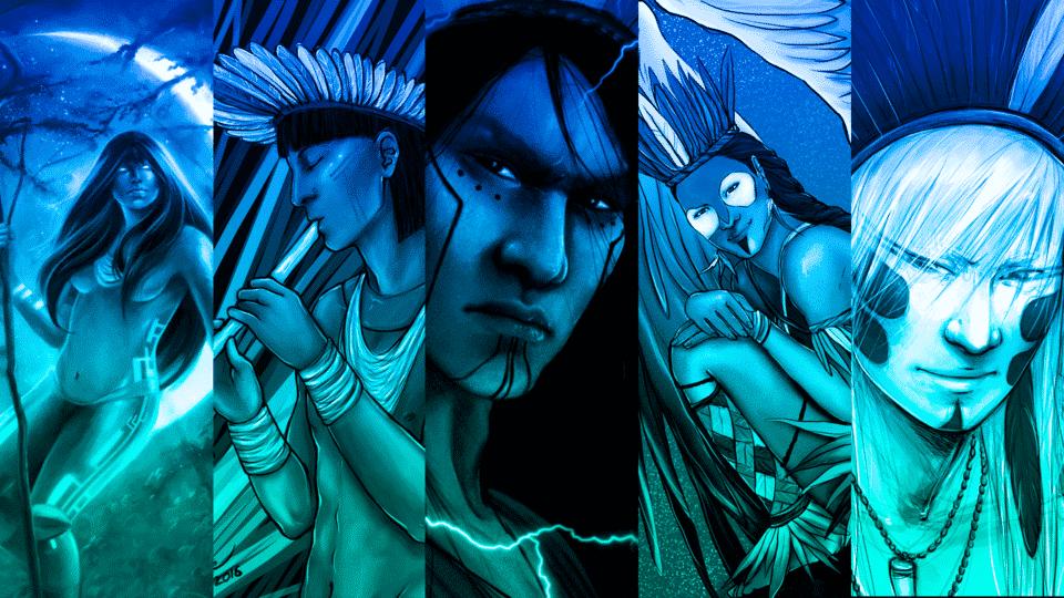 Mitologia brasileira – Deuses e lendas da cultura indígena nacional