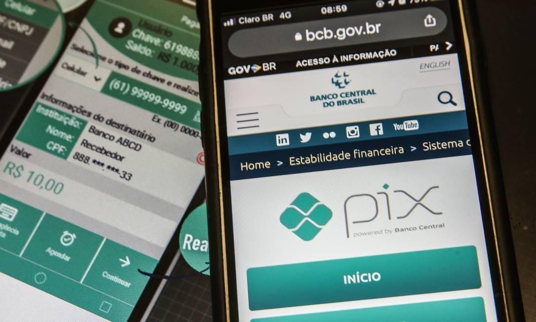 benefícios das transações financeiras pelo Pix
