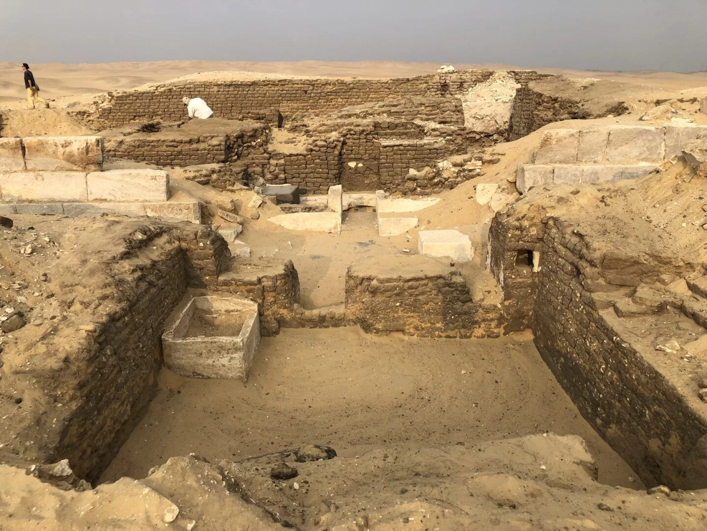 Saqqara, o local que guarda diversos segredos e tesouros do Egito