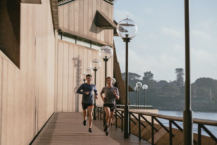 correr evita flatulência