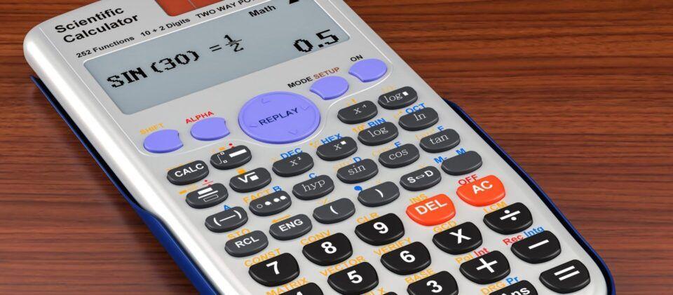 Calculadora científica, o que é? Como usar e principais funções