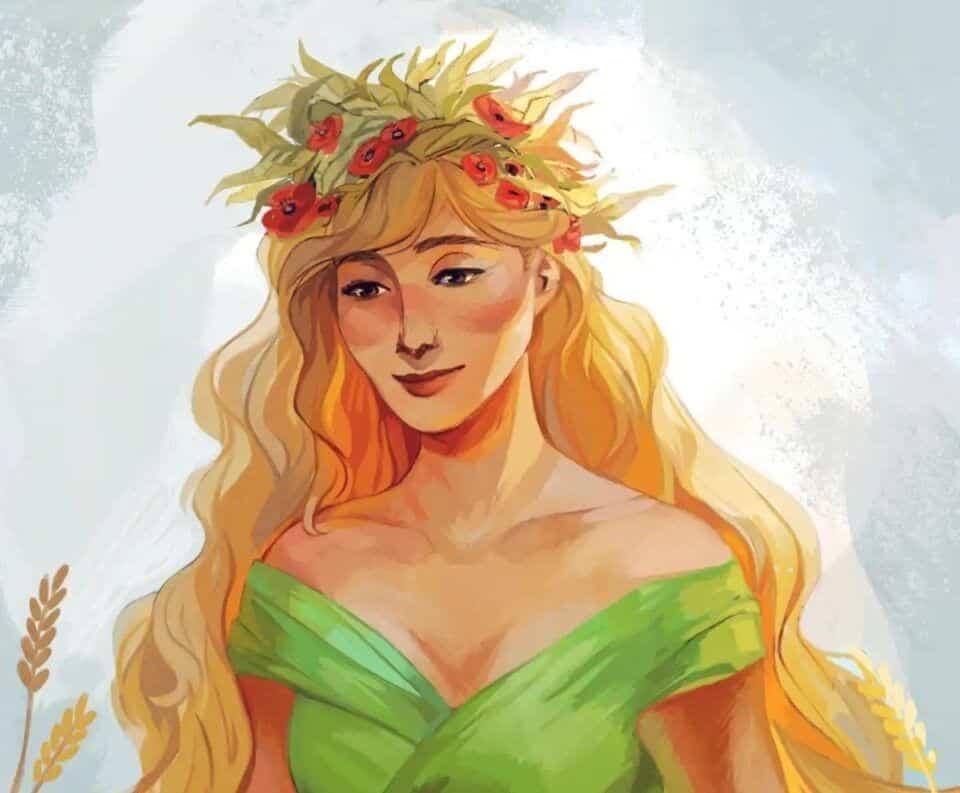 Deméter – Quem foi a deusa da agricultura na mitologia grega