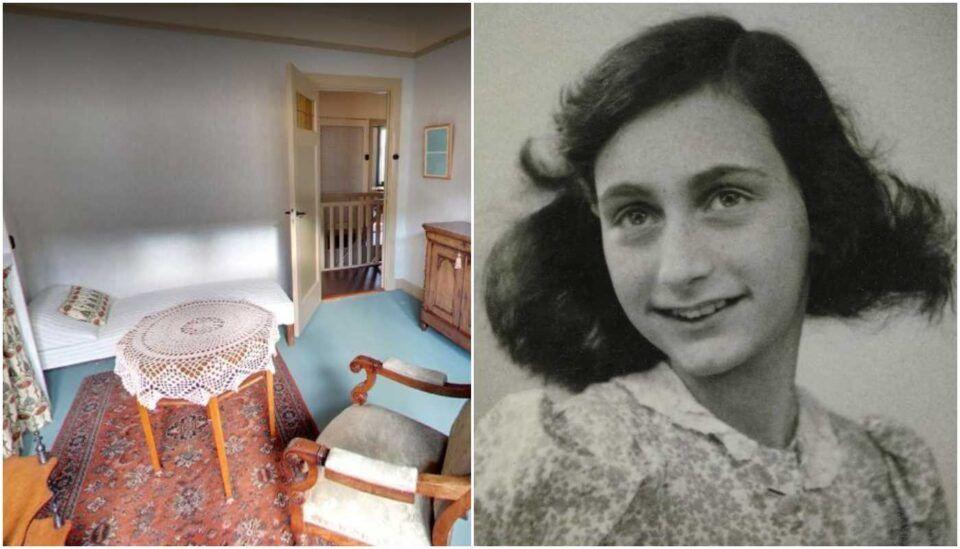 Esconderijo de Anne Frank – Como era a vida da garota e sua família