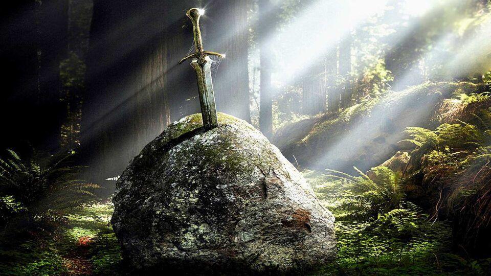 Excalibur – Versões reais da espada mitológica das lendas do Rei Arthur