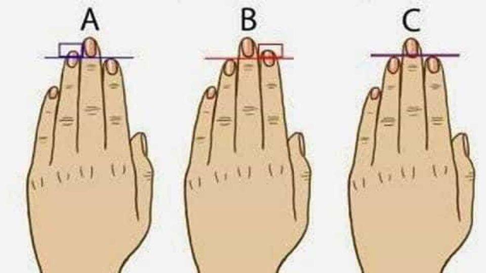 Formato dos dedos – O que cada um diz sobre sua personalidade