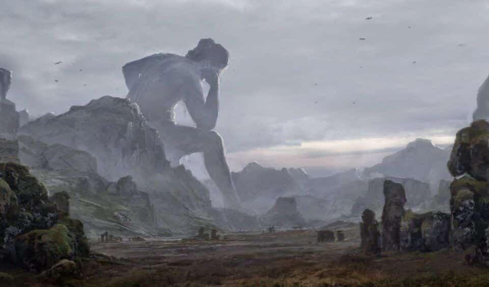 Gigantes – Histórias reais e mitológicas sobre criaturas grandes demais