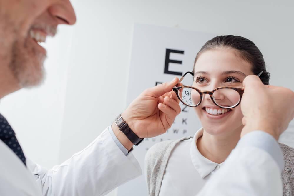 O que é Miopia - tipos diferentes, causas, sintomas e tratamentos