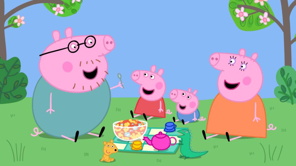 Origem da Peppa Pig: a história de horror por trás da personagem