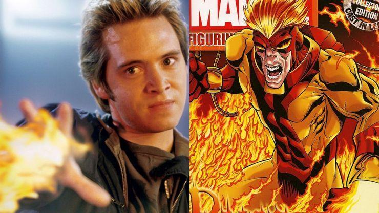 Personagens de X-Men - diferenças de versões entre filmes do universo
