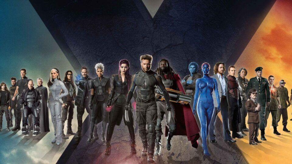 Personagens de X-Men – Diferentes versões nos filmes do universo