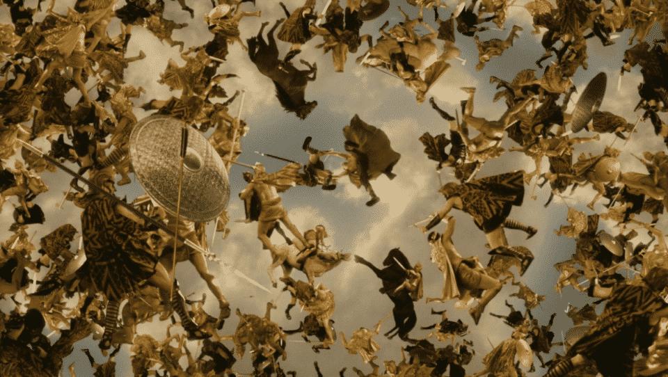 Titanomaquia – História da guerra entre deuses e titãs