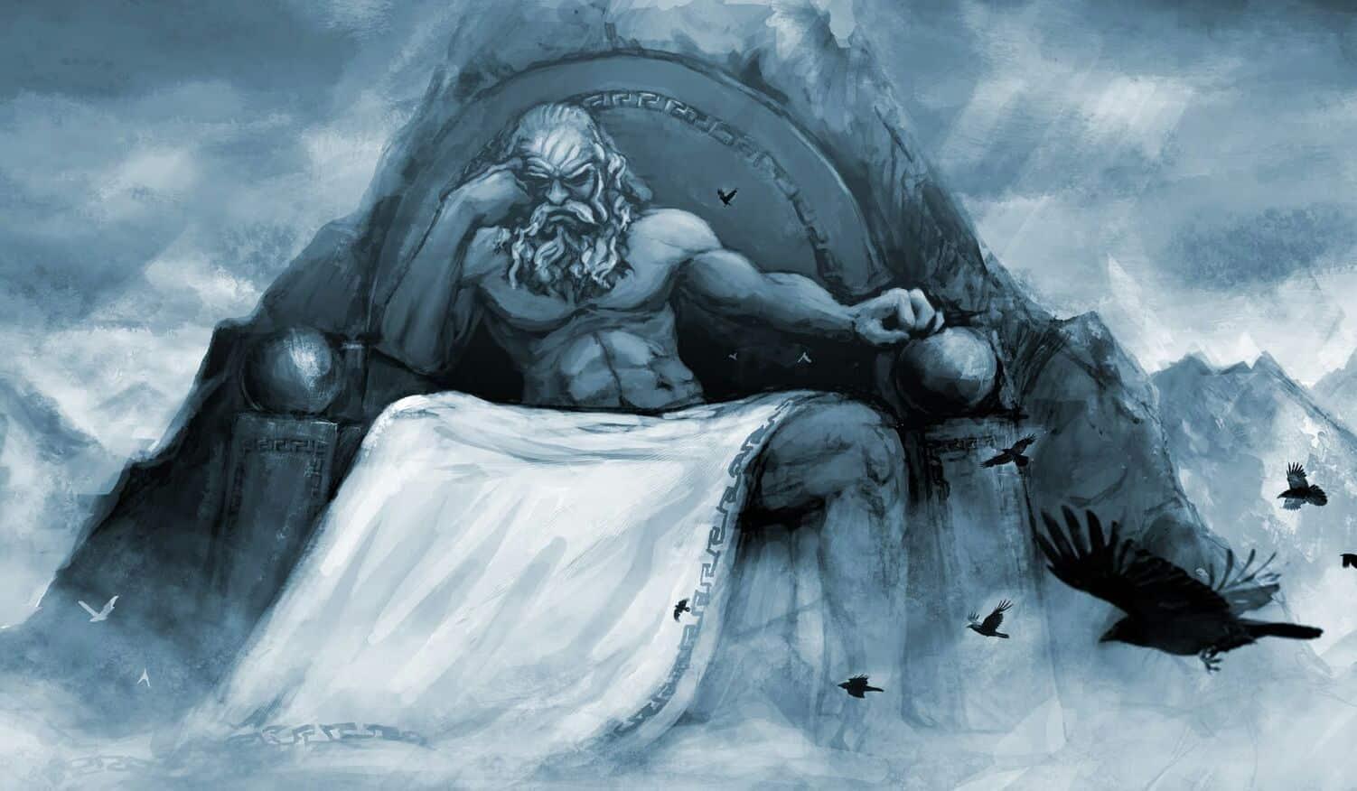 Titanomaquia - O que foi a guerra que aconteceu entre deuses e titãs