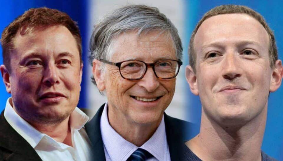 Líderes mundiais – Figuras inspiradoras do passado e do presente