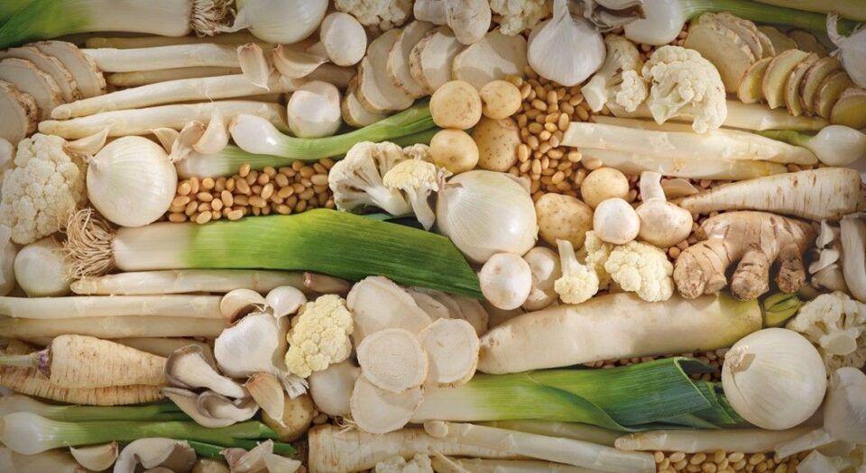 Cores dos vegetais – Como uma alimentação colorida influência a saúde