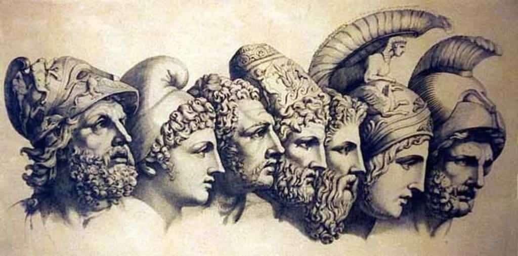 Deuses gregos - dos deuses primordiais até o fim da mitologia na Grécia