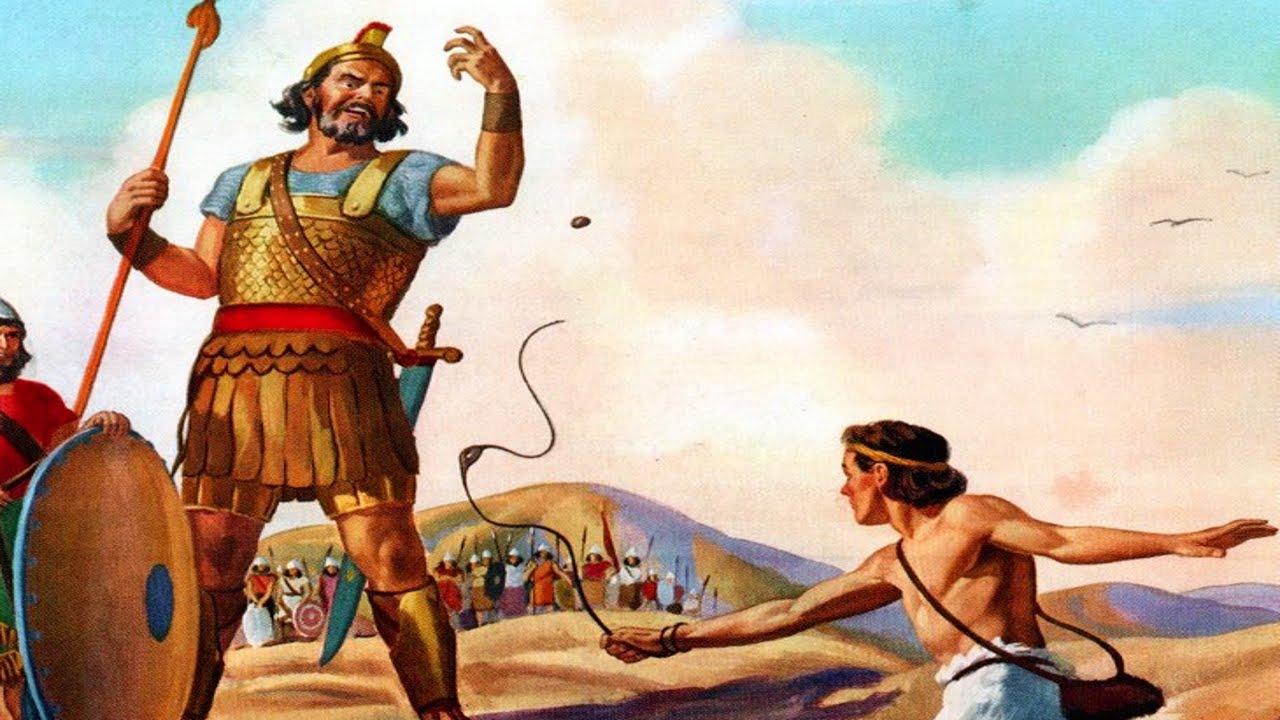 Golias - revelação da ciência sobre o tamanho do gigante da Bíblia