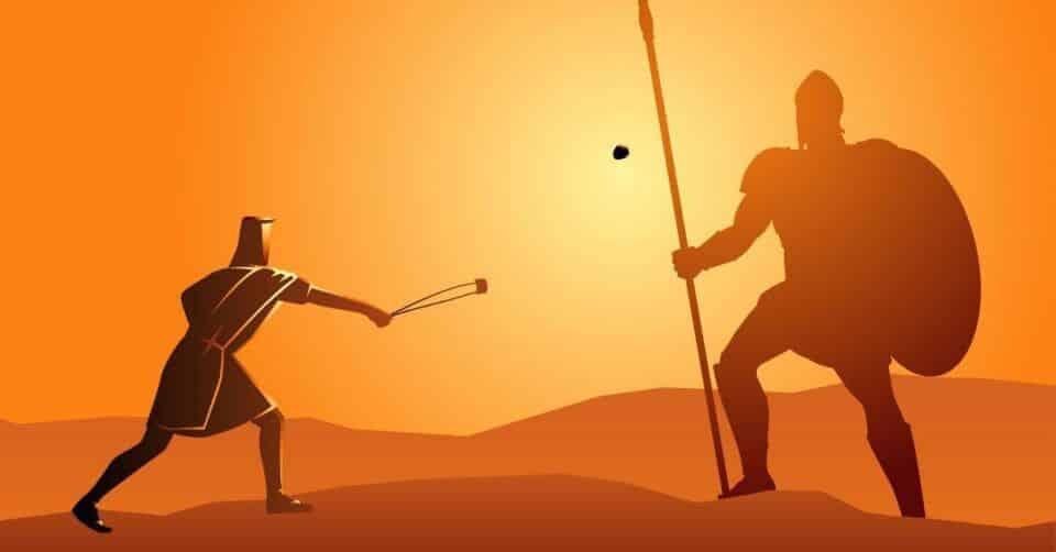 Golias – Revelação da ciência sobre o tamanho do gigante da Bíblia