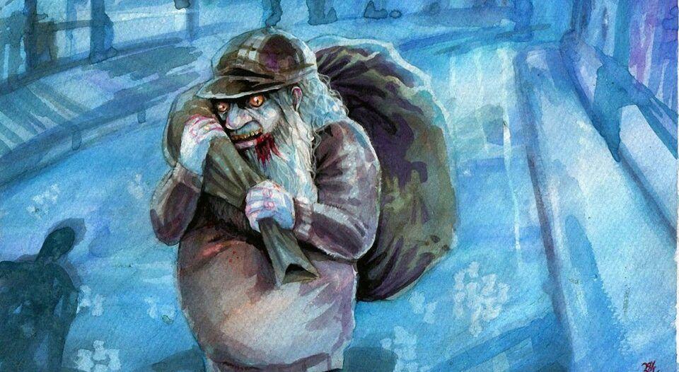 Homem do saco – Origem, história e curiosidades sobre o papa-figo
