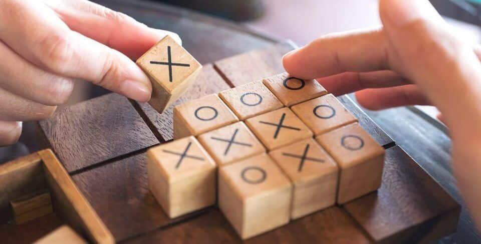 Jogo da Velha – Origem e como jogar o jogo de estratégia secular