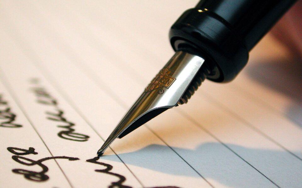 Letra feia – O que pode significar ter a caligrafia feia?