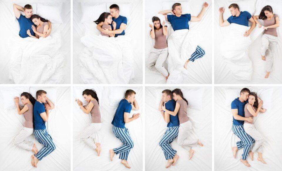 Melhor posição para dormir – Como deitar corretamente para um bom sono