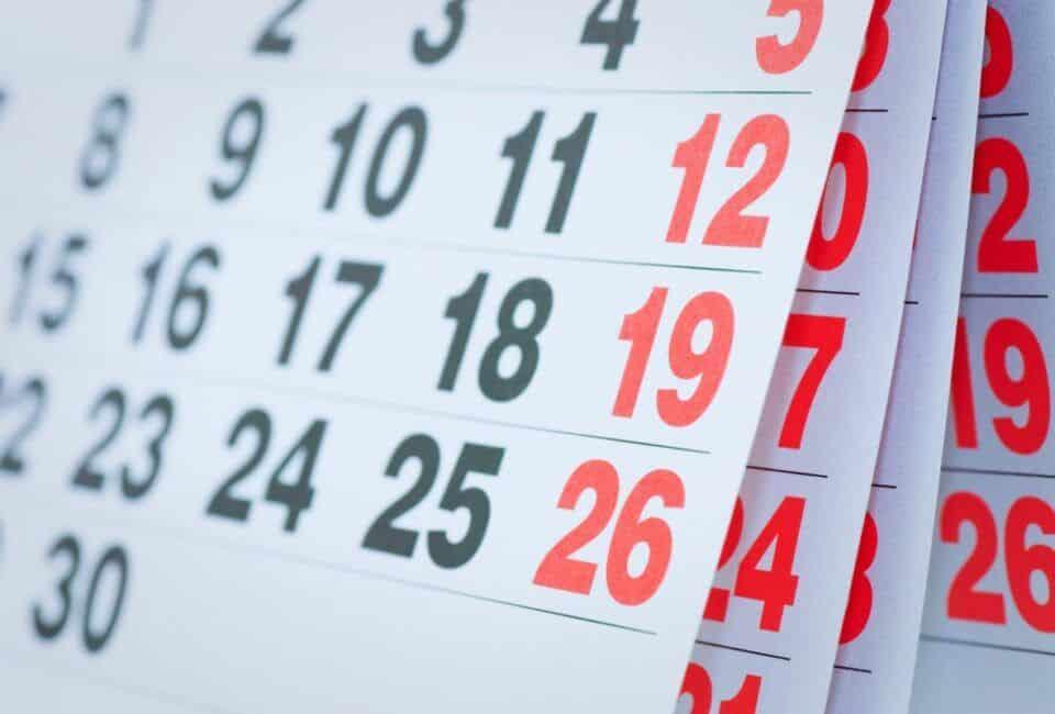 Quantos dias tem um ano? Como foi definido o calendário atual