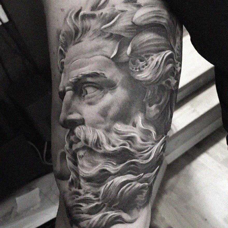 Tatuagens realistas - desenhos impressionantes para te inspirar