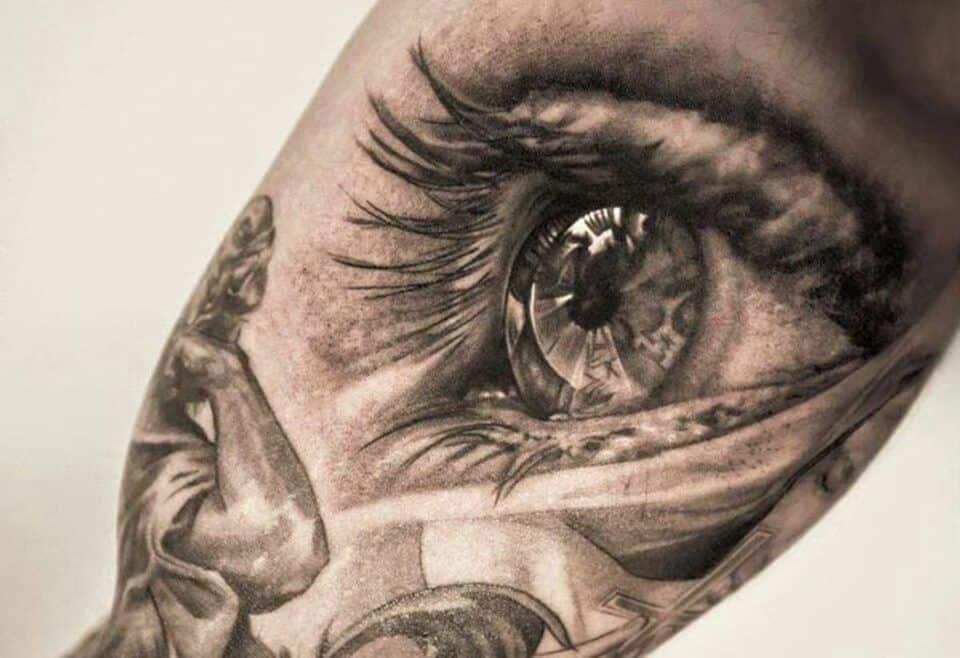 Tatuagens realistas – O que você precisa saber antes de fazer + inspirações