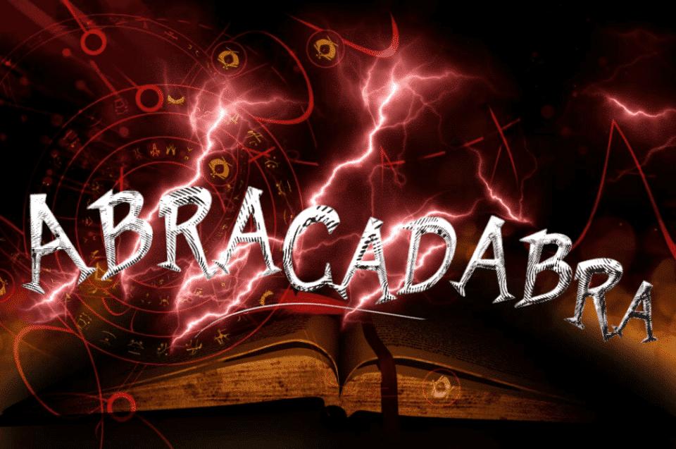 Abracadabra – Origem, história e curiosidades sobre a palavra mágica