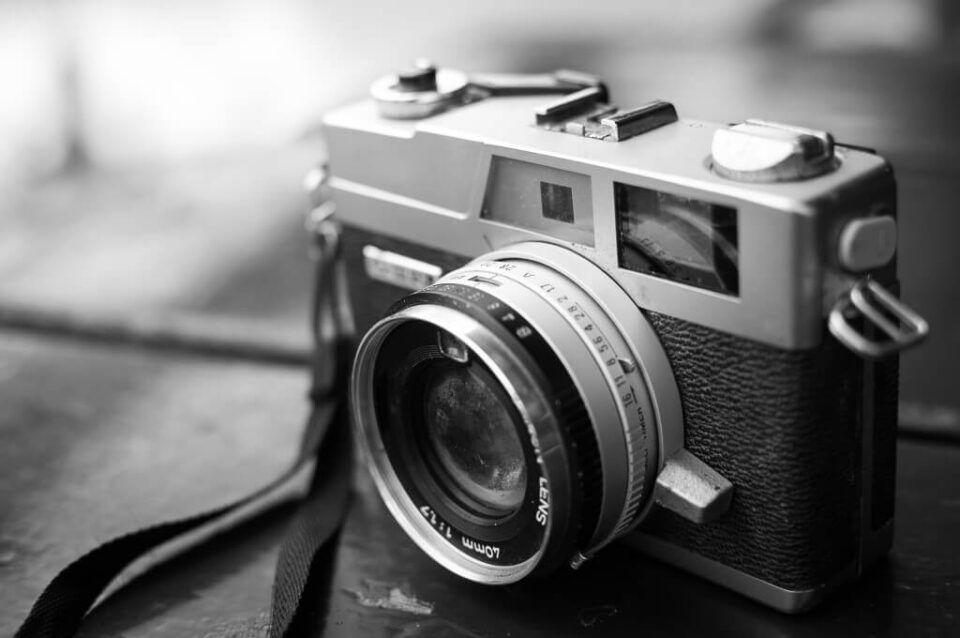 Câmera fotográfica – História, origem, evolução e como funciona