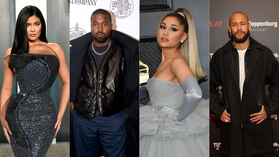 Celebridades mais bem pagas – Top 25 do Ranking mundial
