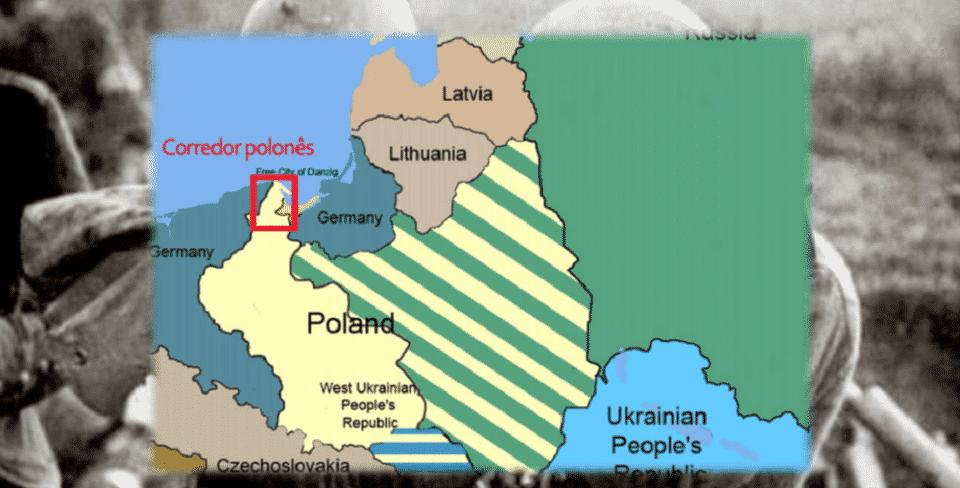 Corredor polonês – Origem e significado da expressão