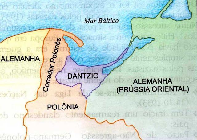 Corredor polonês: origem e significado da expressão