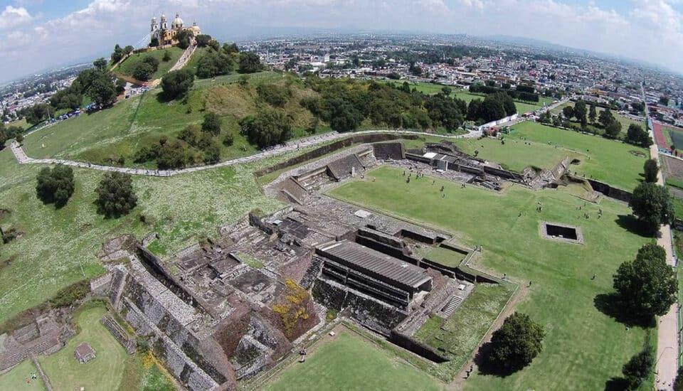 Maior pirâmide do mundo – Origem, localização e curiosidades