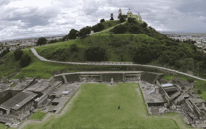 Maior pirâmide do mundo: origem, localização e curiosidades