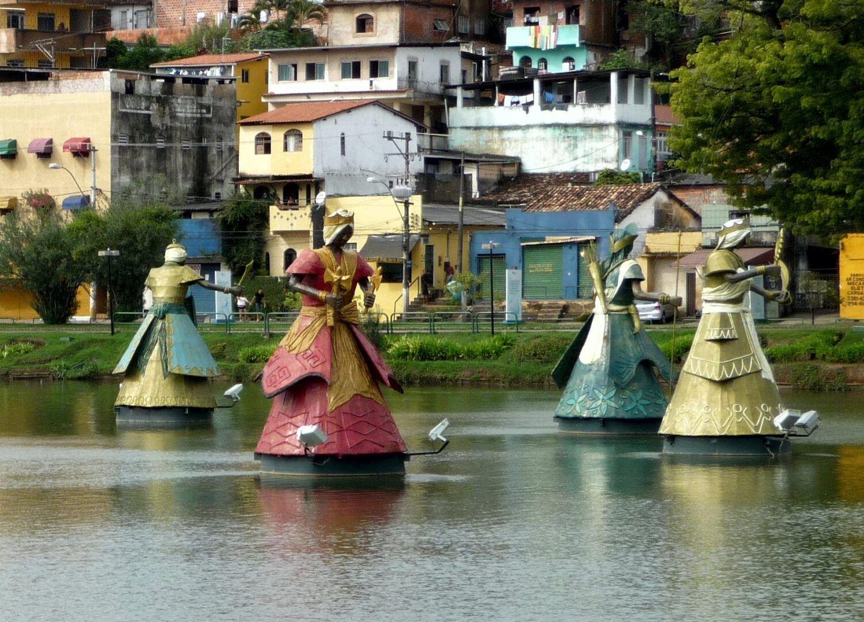 Orixás - Deuses populares da África cultuados no candomblé