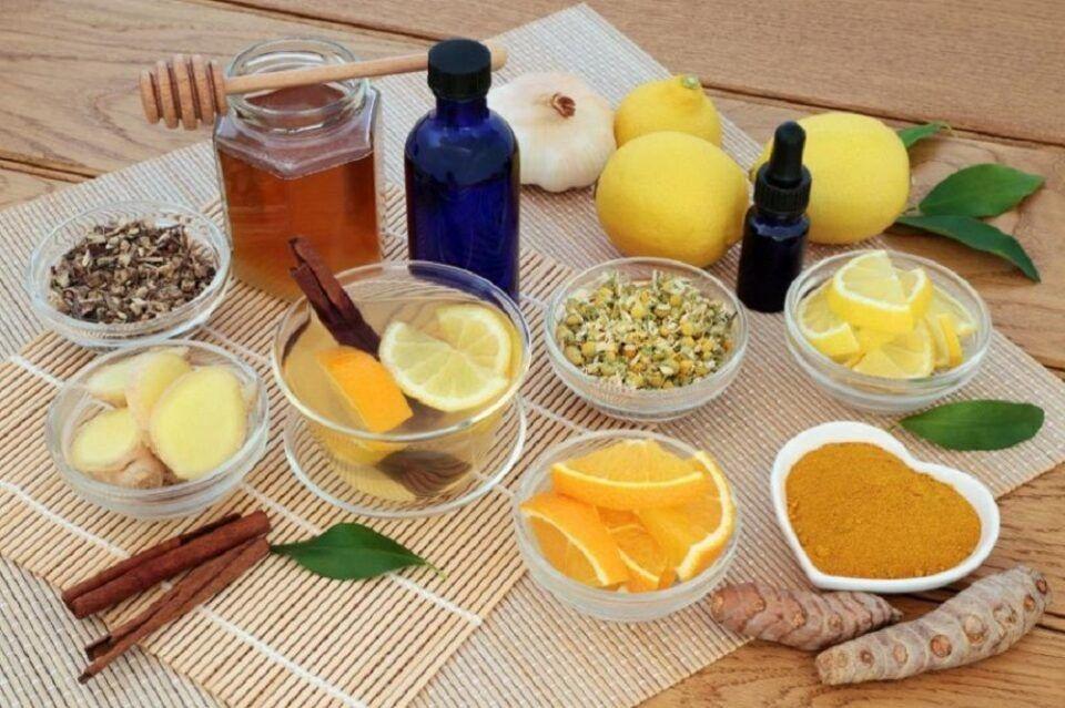 Remédios caseiros para gripe – 15 opções eficientes