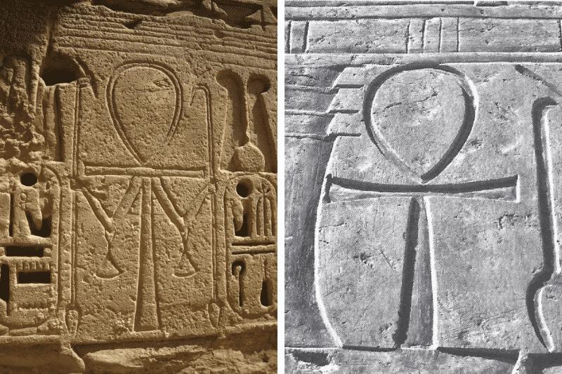 Ankh - origem e significado da cruz egípcia ao longo de milhares de anos