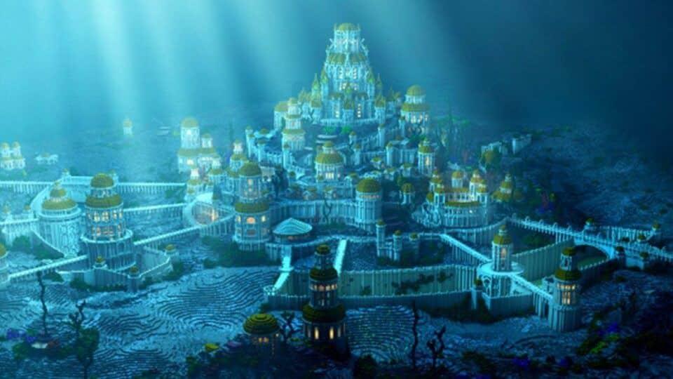 Atlântida – Origem e história dessa cidade lendária
