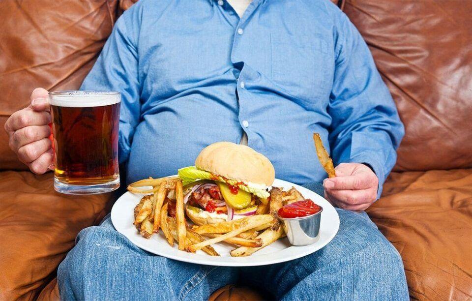 Comer muito – Principais riscos para a saúde e como parar