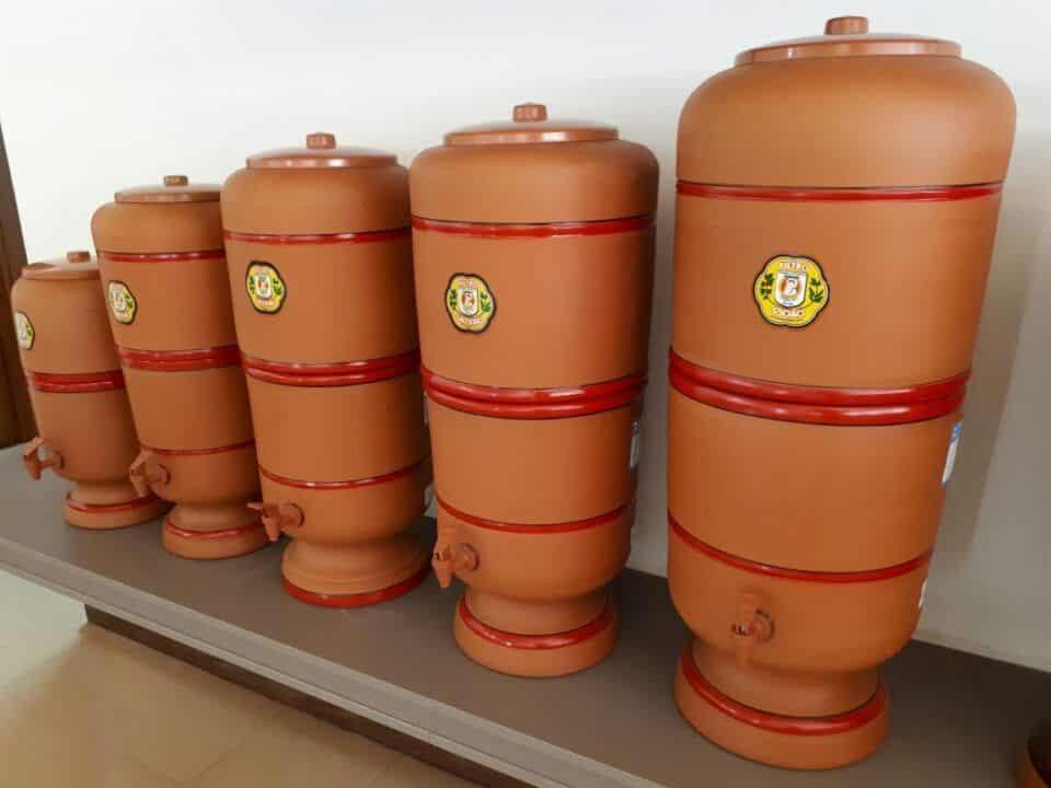 Filtro de barro – Origem e história dessa tradicional invenção brasileira