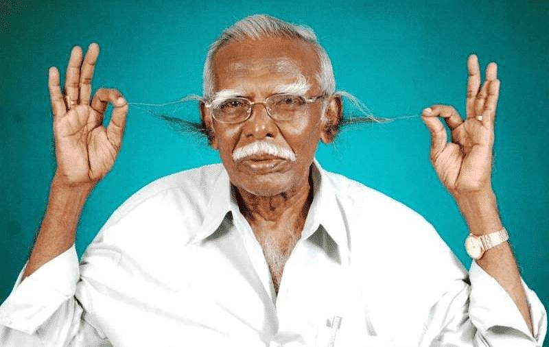 Maior orelha do mundo - este e outros recordes bizarros pelo mundo